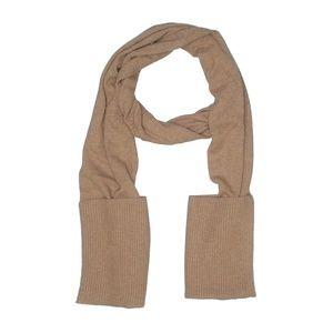 J. Crew Pocket Scarf Camel Tan Dream Wool Bend